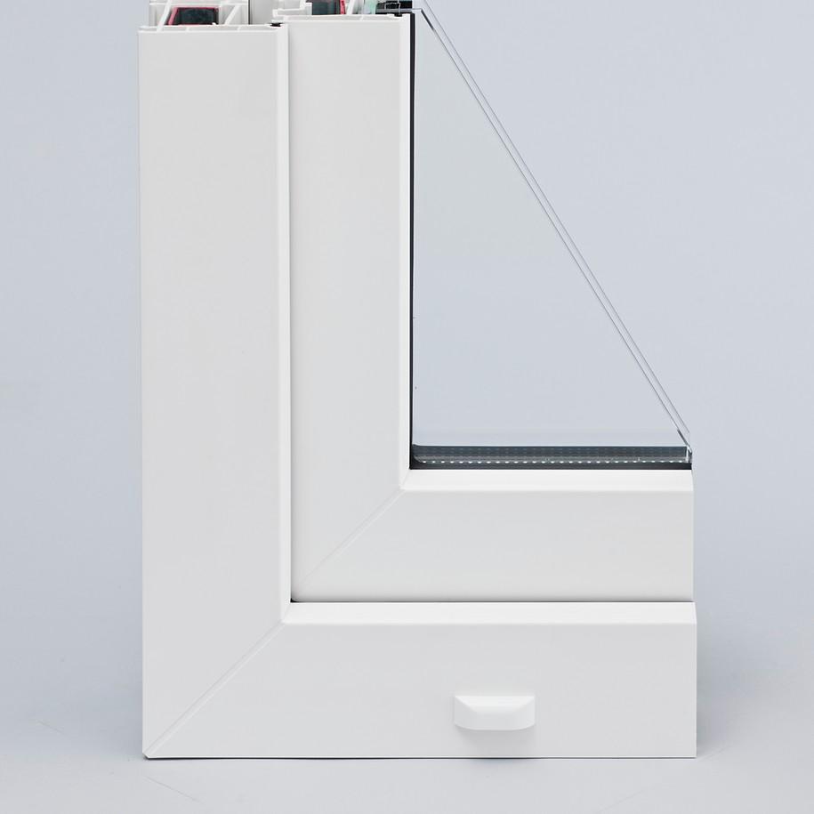 Оконный профиль Rehau Euro Design